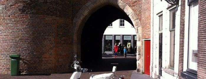 Sassenpoort is one of Friesland & Overijssel.
