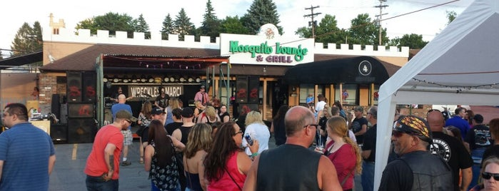 Mosquito Lounge & Grill is one of Must-visit Nightlife Spots in Binghamton.
