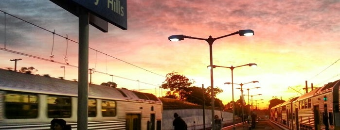 Beverly Hills Station is one of Sydney Train Stations Watchlist.
