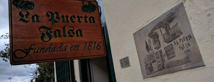 La Puerta Falsa is one of Lugares favoritos de Pablo.