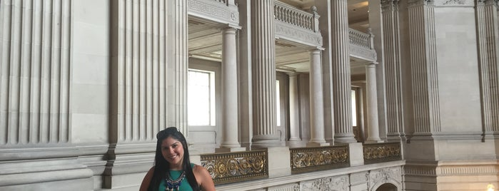 San Francisco City Hall is one of Posti che sono piaciuti a Cristina.