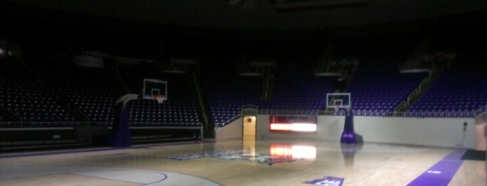Dee Events Center is one of NCAA Division I Basketball Arenas/Venues.
