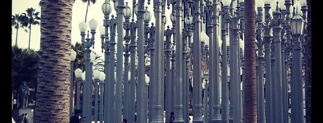 Los Angeles County Museum of Art (LACMA) is one of Where to Find Free WiFi in LA.