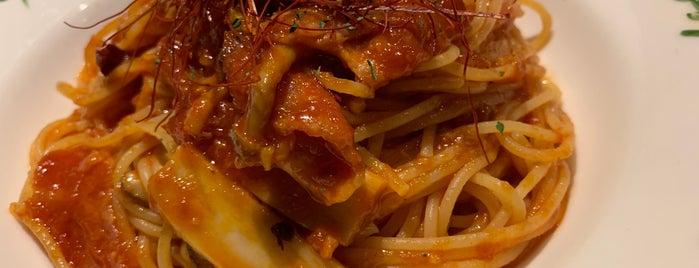 Pasta Mama is one of Orte, die 二背 gefallen.