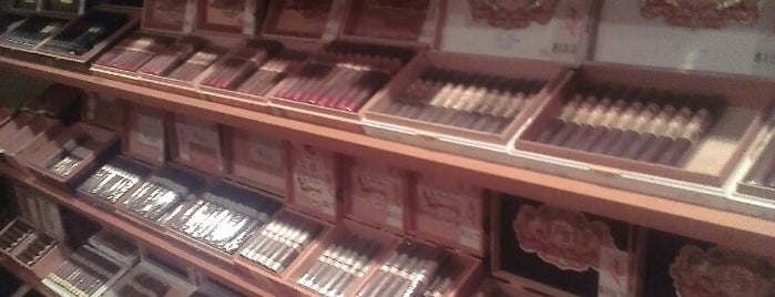 Taylor's Cigar Lounge is one of Cigar Spots & Lounges.