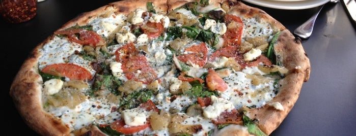 Wood Fired Pizza & Nightlife is one of Cigar Friendly Tampa Bay.