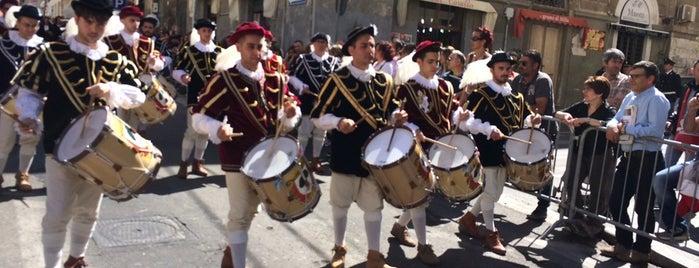 Fontana Via Brigata Sassari is one of SARDEGNA - ITALY.