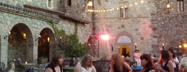 Castello di Amorosa is one of NVFF | Wine Partners.