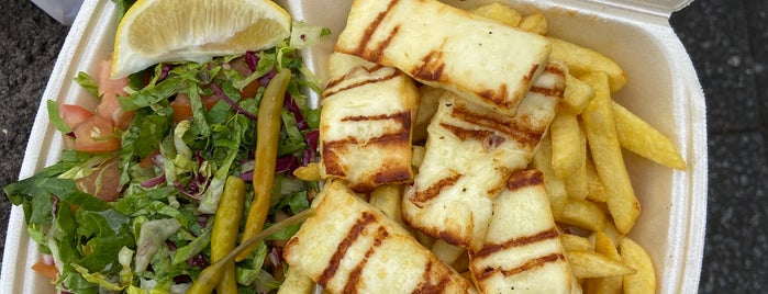İmren is one of Glogauer Food.