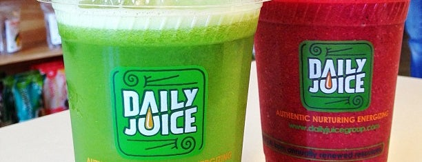 Daily Juice is one of ATX.