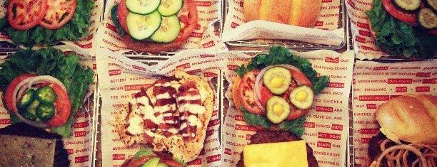 Smashburger is one of Motts : понравившиеся места.