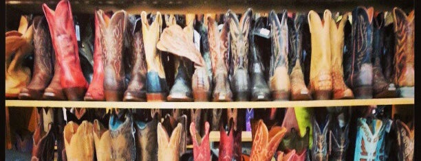 Allens Boots is one of SXSW 2013.
