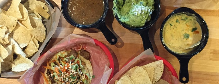 Torchy's Tacos is one of Orte, die Alex gefallen.
