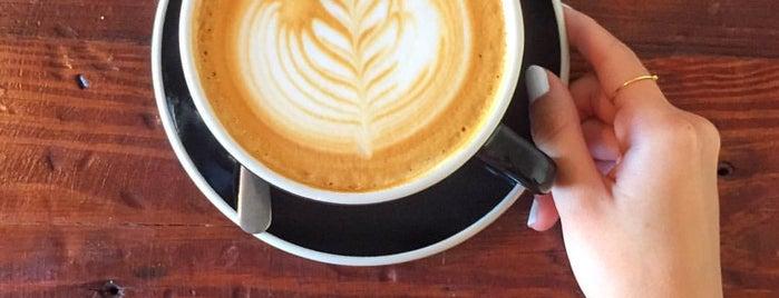 Figure 8 Coffee Purveyors is one of Austin Favorites.