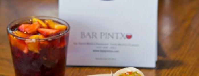 Bar Pintxo is one of Happy Hour.