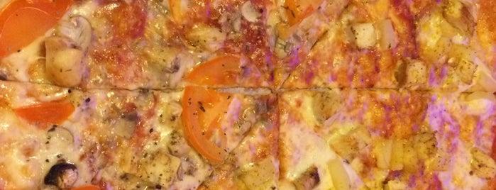 Fan Pizza is one of สถานที่ที่ Оля ถูกใจ.