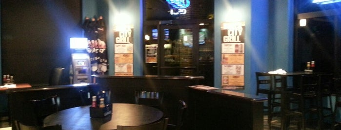 Brick City Grill is one of Lugares favoritos de Kent.