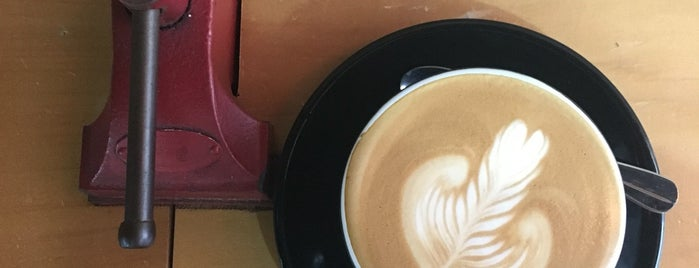 N.O.T. Specialty Coffee is one of Places To Try.