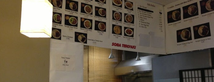 Soba Teriyaki is one of Josh's Liked Places.
