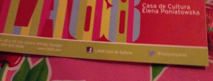 La68 is one of Quiero ir😋.
