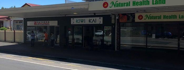 Kiwi Kai is one of New Zealand.