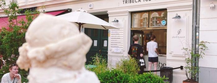 Tribeca Ice Cream is one of Eis Berlin.