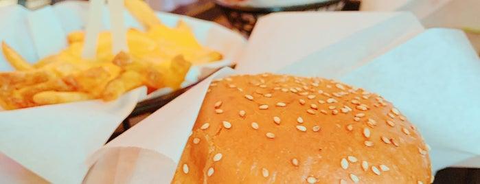 Windburger is one of Locais curtidos por Thomas.