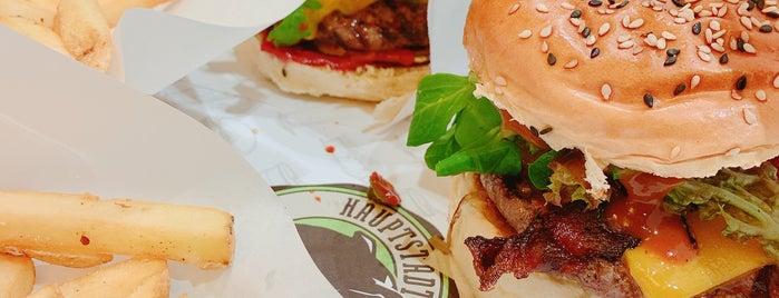 Hauptstadtburger is one of Burger in Berlin.