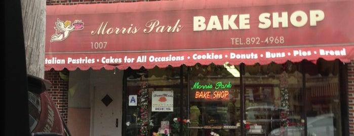 Morris Park Bake Shop is one of Friend's Best in NYC.
