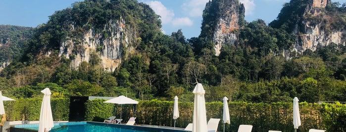 Khao Sok Royal Cliff Resort & Resort is one of Surat Thani-Nakhon Sithammarat.