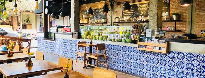 Watercress Cafe Ubud is one of Bali's Best Cafés.