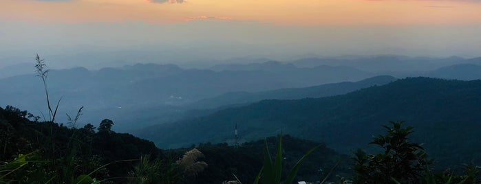 Ban Mong Doi Pui View Point is one of Trips / Thailand.