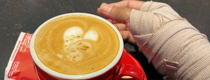 Tanamera Coffee is one of Indonesien.