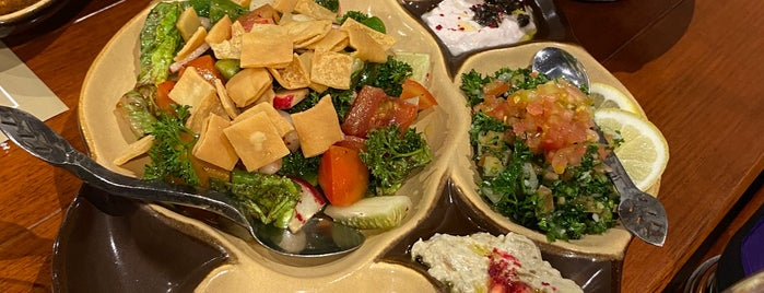 Al Nafoura Lebanese Restaurant is one of Jakarta.