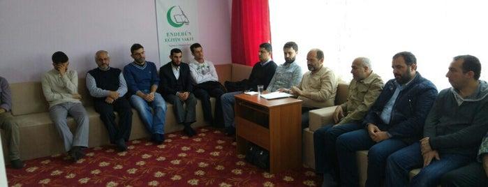 Enderun Eğitim Vakfı is one of İBüşra'nın Beğendiği Mekanlar.
