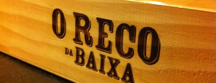 O Reco da Baixa is one of Roteiro gastronômico do Eusébio.