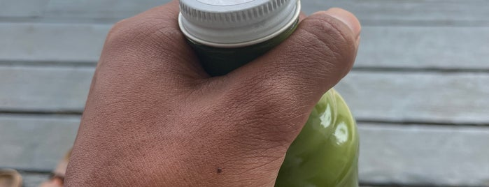 Kauai Juice Co is one of HI 2K18.
