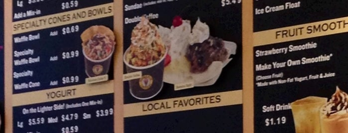 Marble Slab Creamery is one of Orte, die Gabriela gefallen.