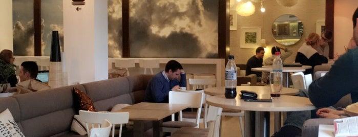 Jura Café is one of Working Café.