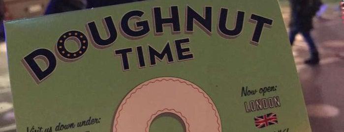 Doughnut Time is one of U.K..