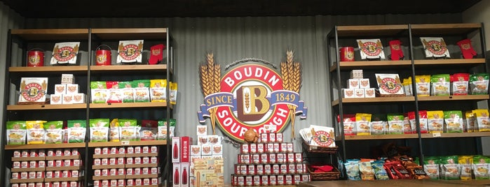 Boudin SF is one of Lugares favoritos de Fernando.