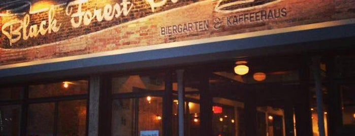 Black Forest Brooklyn is one of Beer Gardens-To-Do List.