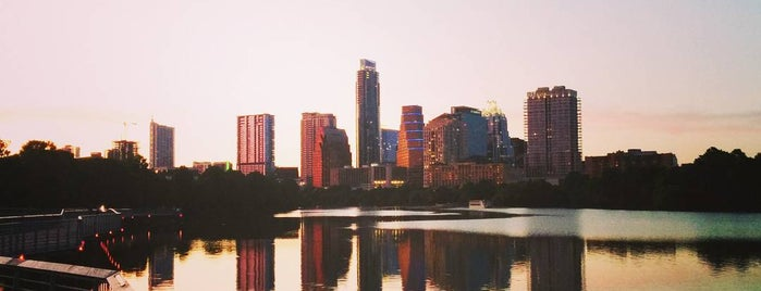 Lady Bird Lake Boardwalk Trail is one of Must Visit - Austin.