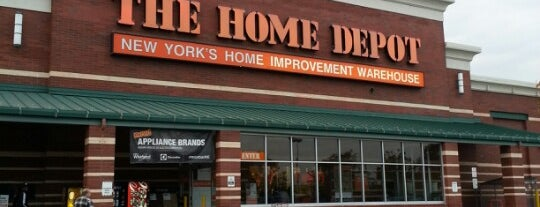 The Home Depot is one of DanyGenie's Liked Places.