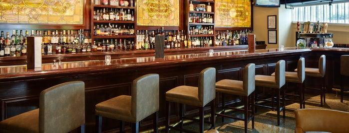 Down One Bourbon Bar & Restaurant is one of Louisville.