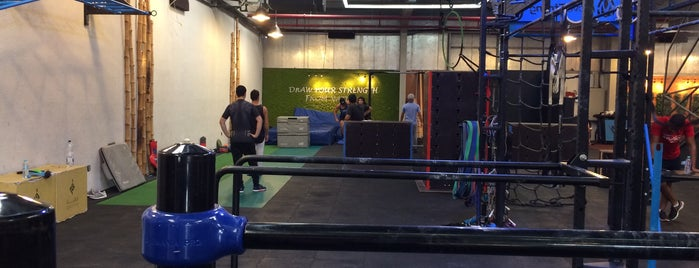 Gravity Calisthenics Gym is one of Activities in Dubai.