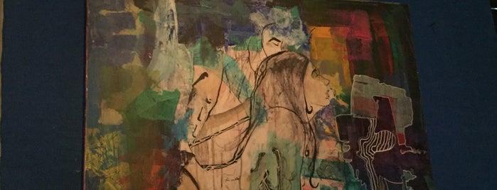 "Art Cafe ""Modigliani"" is one of JoJoさんのお気に入りスポット."