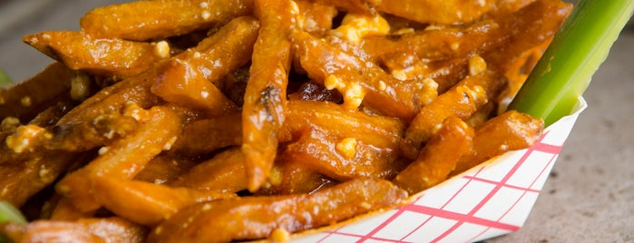 Edzo's Burger Shop is one of The 13 Best French Fries Around Chicago.