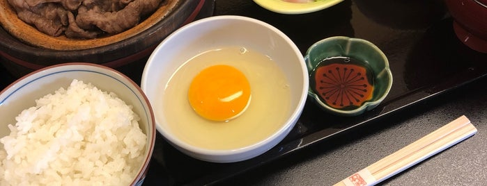 Ningyocho Imahan is one of Tokyo eats.