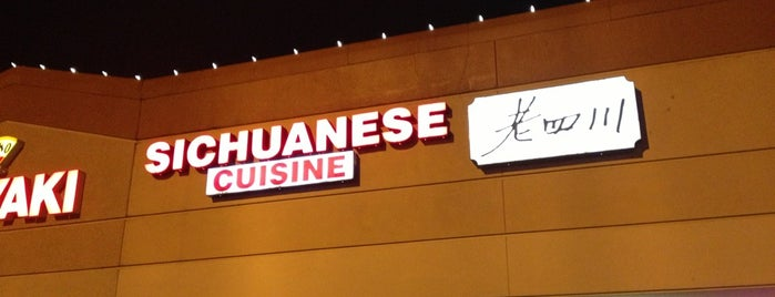Sichuanese Cuisine Restaurant is one of Lugares favoritos de Parity.